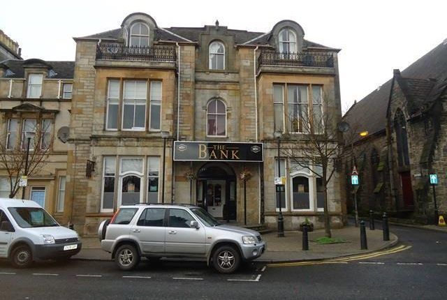 Thumbnail Flat to rent in Bank Street, Alloa