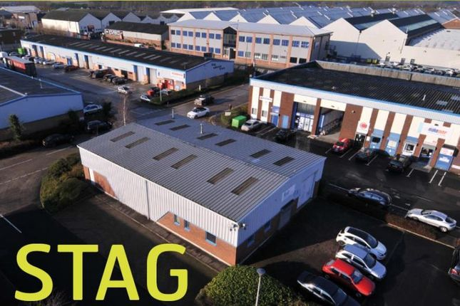 Industrial to let in Stag Industrial Estate, Atlantic Road, Altrincham