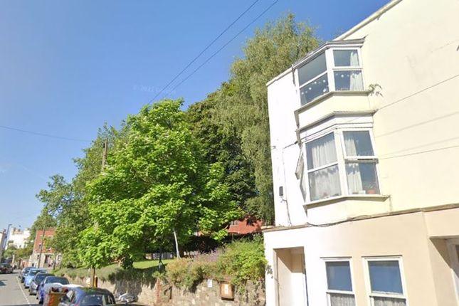 Thumbnail Flat to rent in Back Of Kingsdown Parade, Bristol