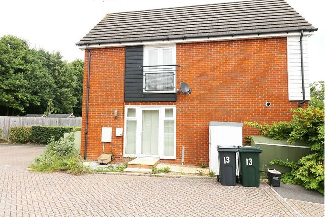 Thumbnail Terraced house to rent in Merlin Way, Ashford, Kent