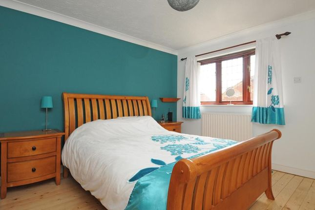 Double Bedroom of Langford Village, Bicester OX26