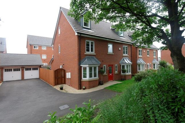 Thumbnail Detached house to rent in Hartley Green Gardens, Billinge, Wigan
