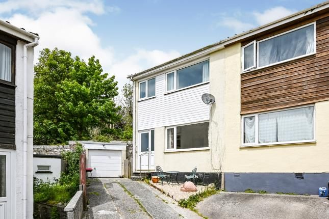 3 bed semi-detached house for sale in Bodmin, Cornwall, Uk PL31