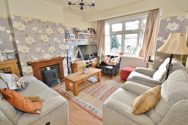 Thumbnail End terrace house for sale in Baron Gardens, Barkingside, Ilford