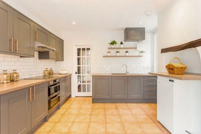Thumbnail Detached house to rent in Horsham Road, Rusper, Horsham