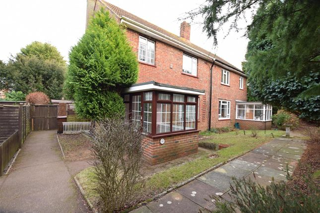 Thumbnail Semi-detached house for sale in Ticehurst Avenue, Bexhill-On-Sea, East Sussex
