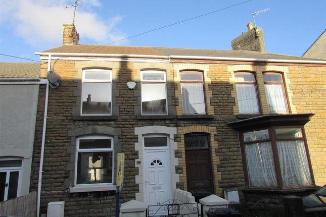 Thumbnail Terraced house to rent in 44, Bethlehem Road, Skewen, Neath
