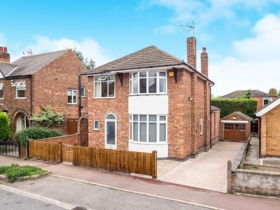 Thumbnail Detached house for sale in Gertrude Road, West Bridgford, Nottingham