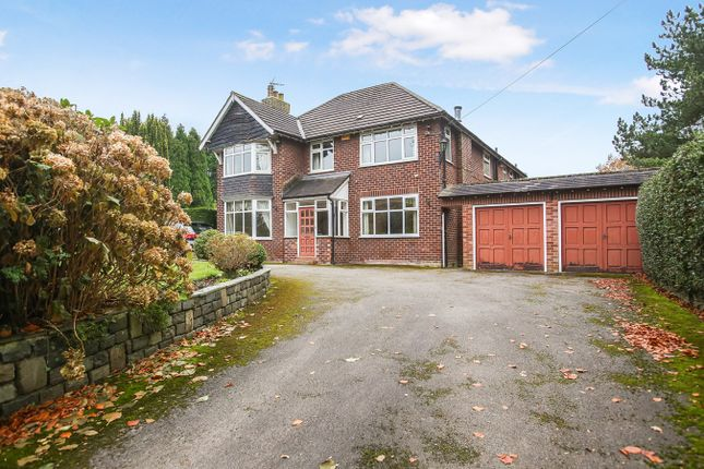 Thumbnail Detached house for sale in Hough Lane, Alderley Edge