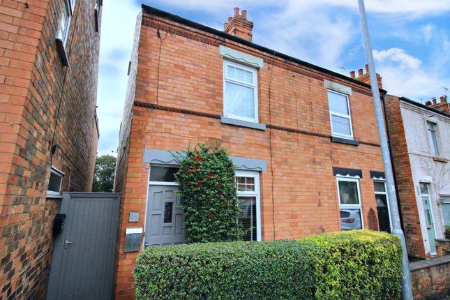 Thumbnail Semi-detached house for sale in Main Street, Lowdham, Nottingham