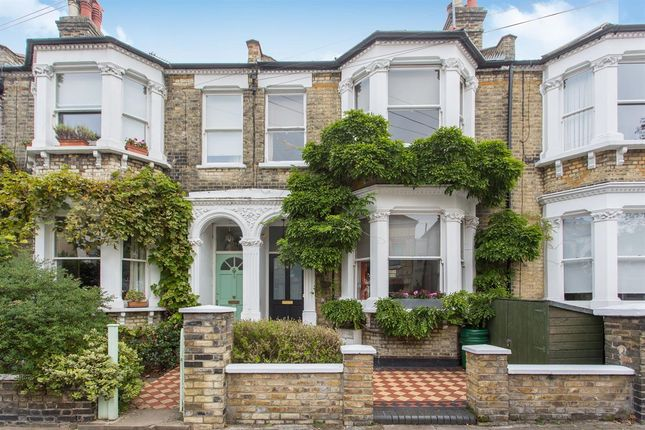 Thumbnail Terraced house for sale in Cromford Road, London