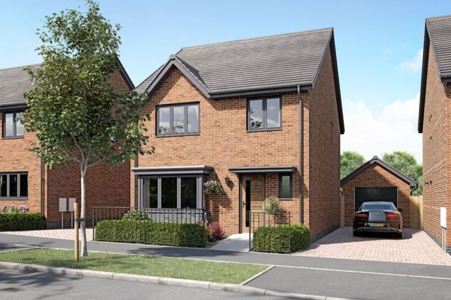 """Thumbnail Property for sale in """"The Romsey"""" at Elmswell Gate, Wavendon, Milton Keynes"""