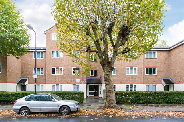 Thumbnail Flat for sale in Redwood Court, Christchurch Avenue, London