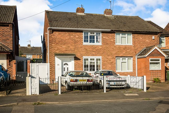 Thumbnail Semi-detached house for sale in Wrens Avenue, Kingswinford