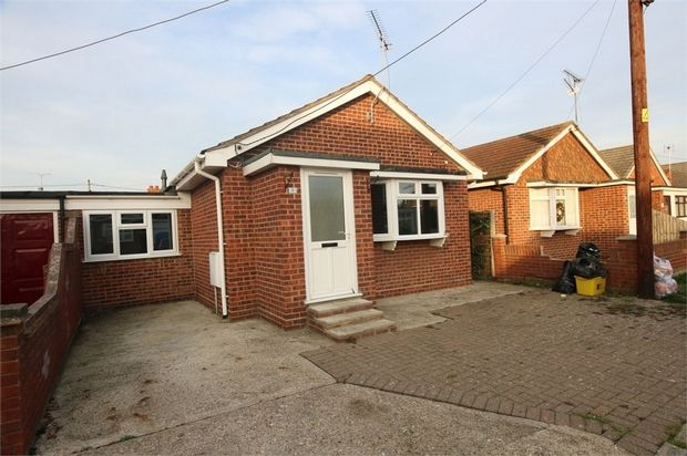 2 bed detached bungalow for sale in Abensburg, Canvey Island, Essex