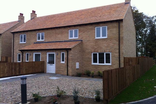 Thumbnail Semi-detached house to rent in Hudson Close, Cambridge