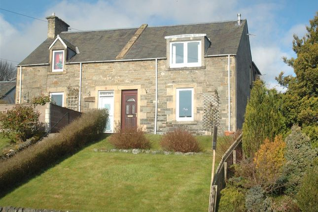 Thumbnail Semi-detached house for sale in Heatherlie Terrace, Selkirk