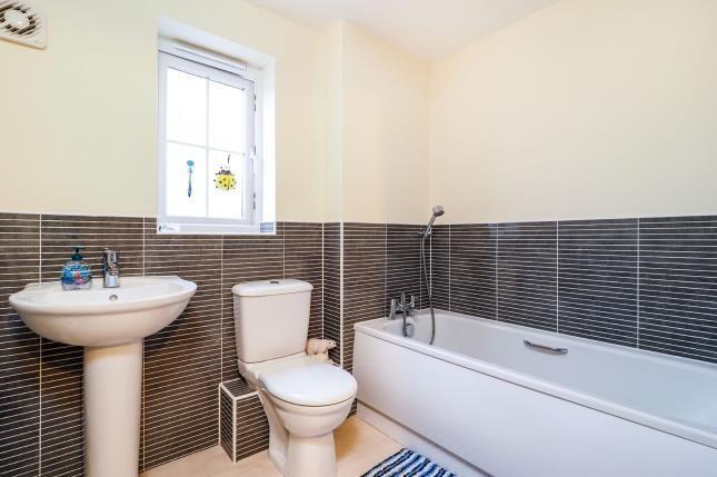 Bathroom of Boxtree Avenue, Hucknall, Nottingham, Nottinghamshire NG15