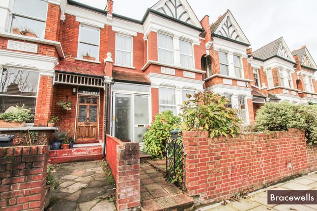 Thumbnail Terraced house for sale in Linzee, London