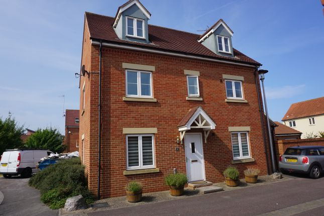 Thumbnail Link-detached house to rent in Whimbrel Avenue, Portishead
