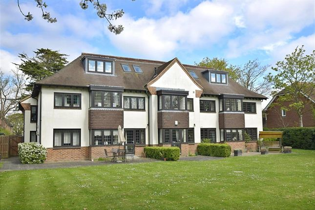 Thumbnail Flat for sale in Fishbourne Road, Chichester, West Sussex