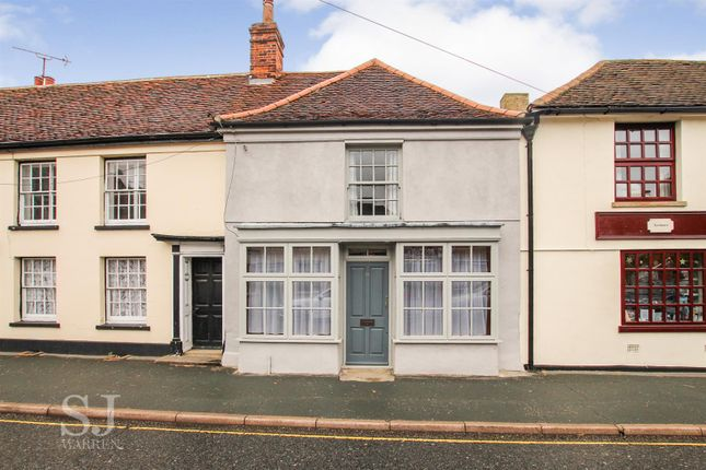 Thumbnail Cottage for sale in Munsons Court, High Street, Southminster