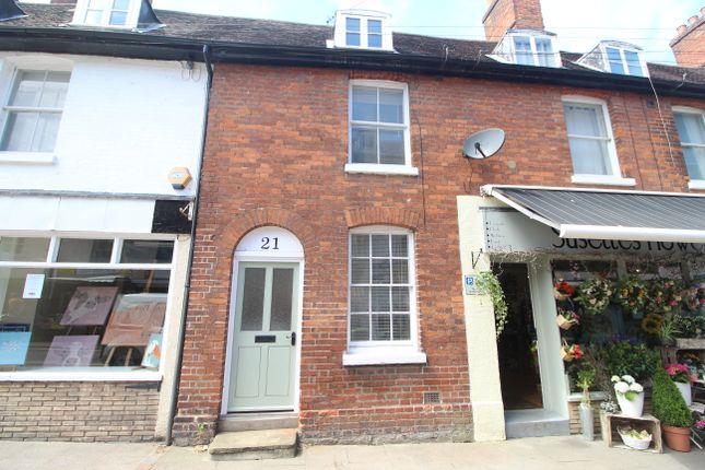 3 bed maisonette for sale in St. Johns Street, Bury St. Edmunds IP33