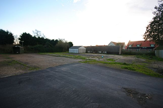 Thumbnail Land for sale in Long Green, Wortham, Diss