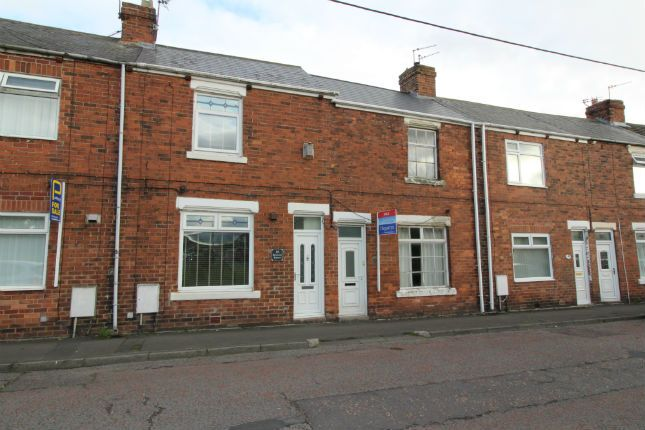 Thumbnail Terraced house for sale in Britannia Terrace, Houghton-Le-Sprilg, Chester-Le-Street
