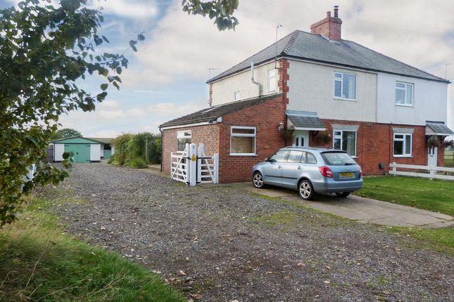 Thumbnail Semi-detached house for sale in Swinethorpe, Newark
