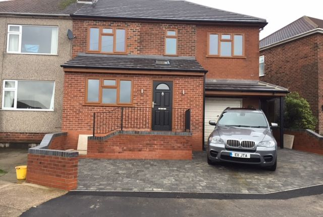 Thumbnail Semi-detached house to rent in Highwood Avenue, Bargate