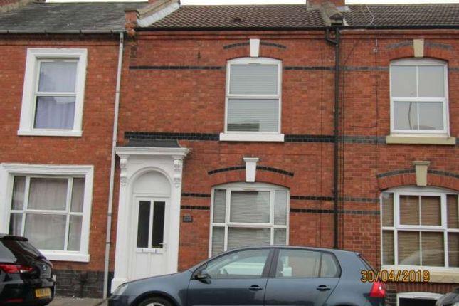 Thumbnail Terraced house to rent in Upper Thrift Street, Abington, Northampton