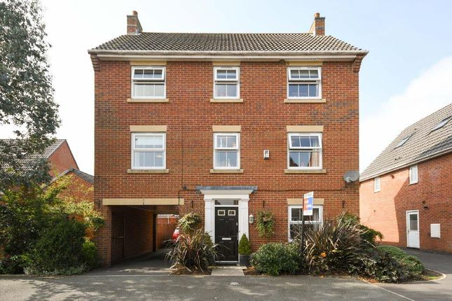 Thumbnail Detached house for sale in Salhouse Gardens, Sutton Heath, St Helens