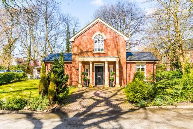 Thumbnail Detached house for sale in The Parklands, Stoneclough, Radcliffe, Greater Manchester