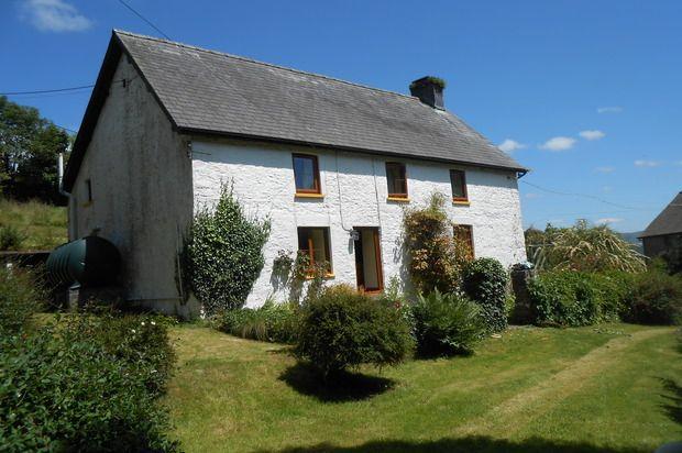 Thumbnail Detached house for sale in Cilfara Fawr, Llanwrda