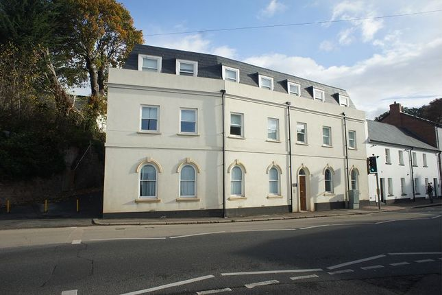 Thumbnail Flat to rent in Cowley Bridge Road, Exeter