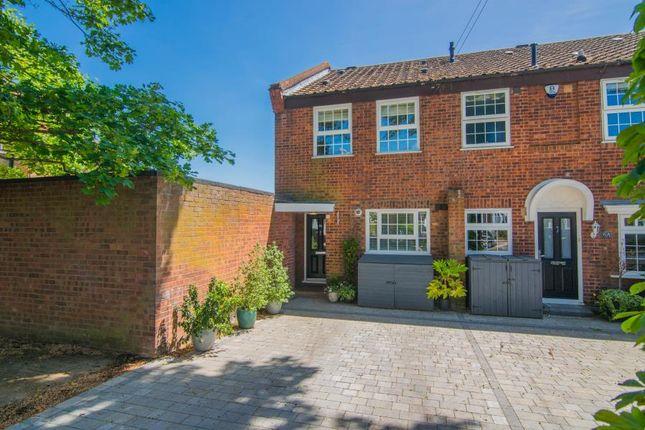 Thumbnail Semi-detached house for sale in Teddington Park Road, Teddington