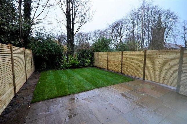 Garden of High Bank, Altrincham WA14