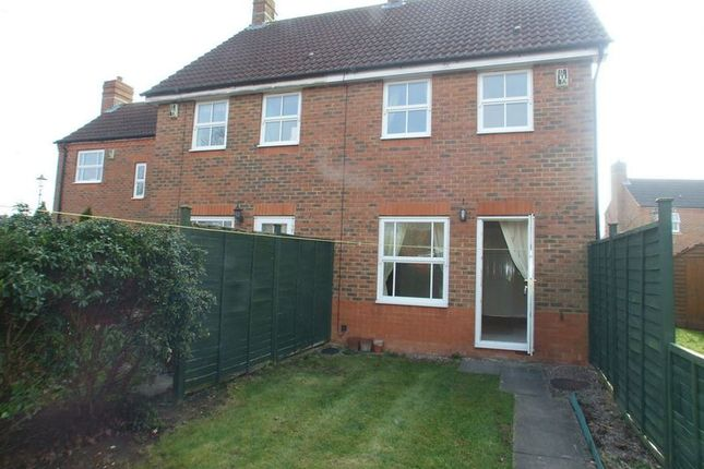 Thumbnail End terrace house to rent in Fairford Leys Way, Aylesbury