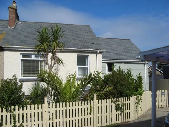 Thumbnail Semi-detached house for sale in Newlyn, Penzance, Cornwall