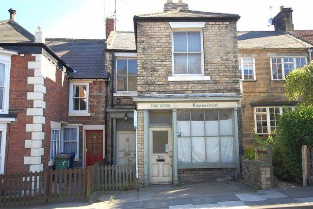 Thumbnail Terraced house for sale in High Street, Loftus, Loftus Saltburn-By-The-Sea