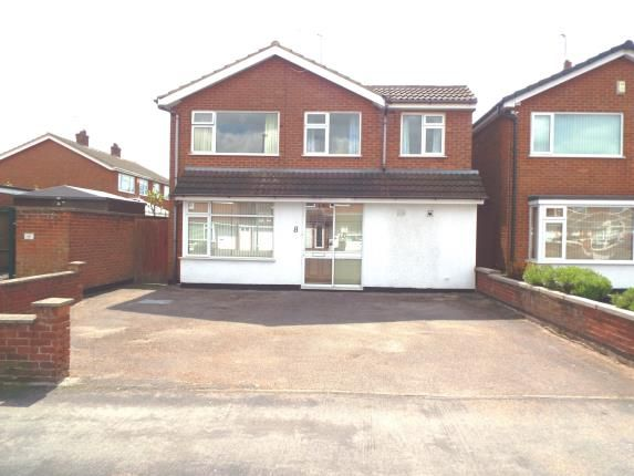 Thumbnail Detached house for sale in Parkstone Road, Syston, Leicester, Leicestershire