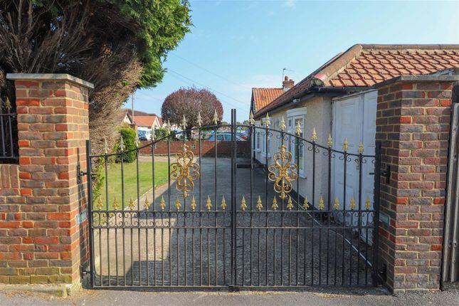 Side Entrance of Nicholls Avenue, Uxbridge UB8