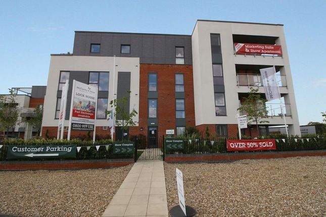 Thumbnail Property for sale in Lock House, Firepool, Taunton