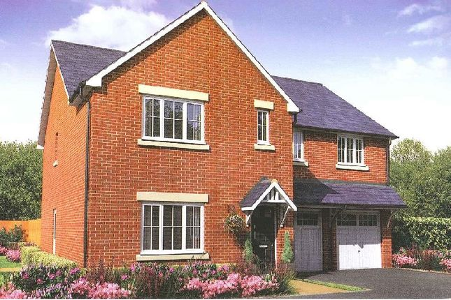 "Thumbnail Detached house for sale in ""The Turner "" at Carnoustie Close, Ashington"