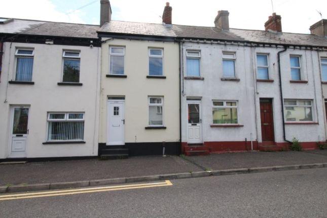 Thumbnail Terraced house for sale in Grand Street, Lisburn