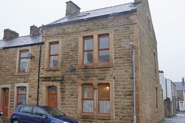 Thumbnail End terrace house for sale in Mansion Street South, Accrington