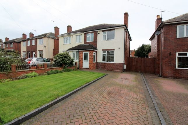 Thumbnail Semi-detached house for sale in King George Crescent, Rushall, Walsall