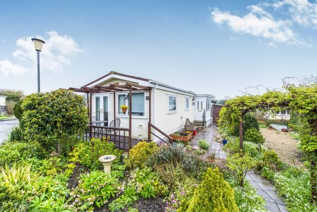 Thumbnail Mobile/park home for sale in West Camel, Yeovil, Somerset