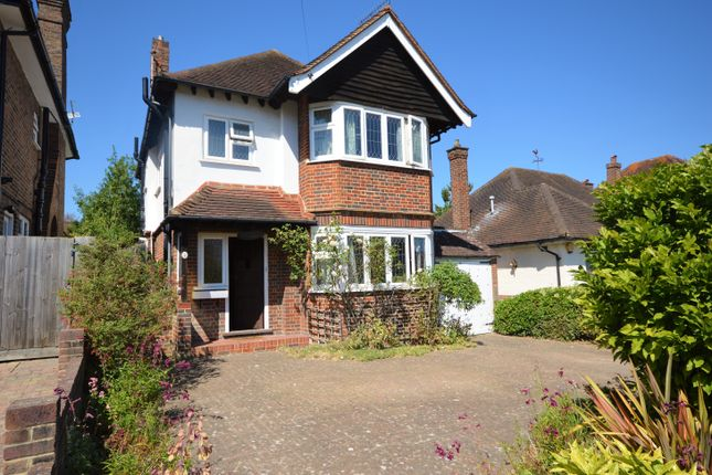 Thumbnail Detached house for sale in Avondale Avenue, Hinchley Wood, Esher